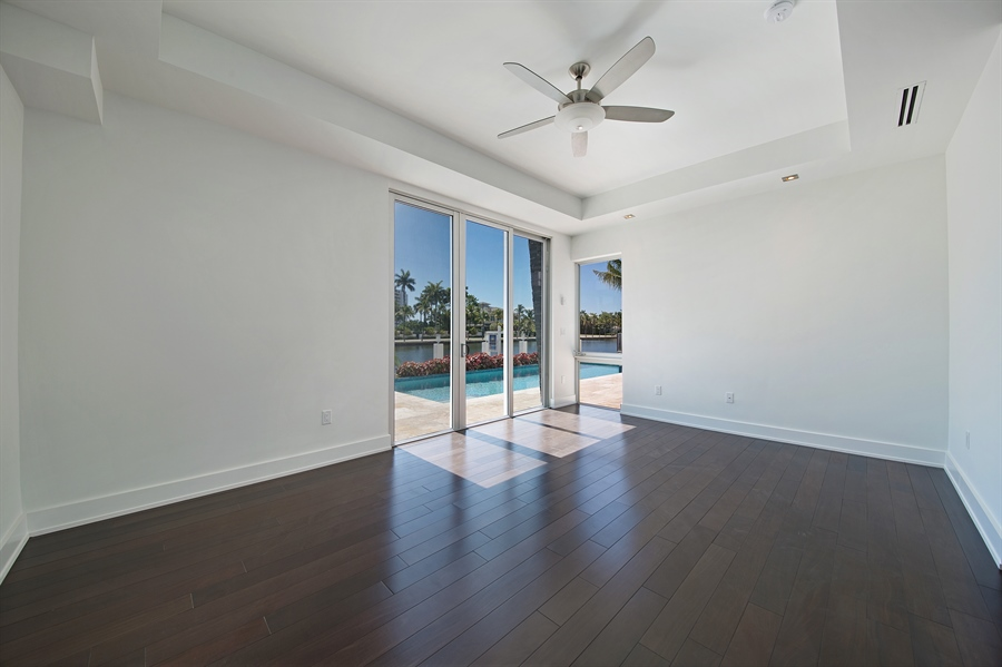 Real Estate Photography - 300 Royal Plaza Dr, Fort Lauderdale, FL, 33301 - 4th Bedroom