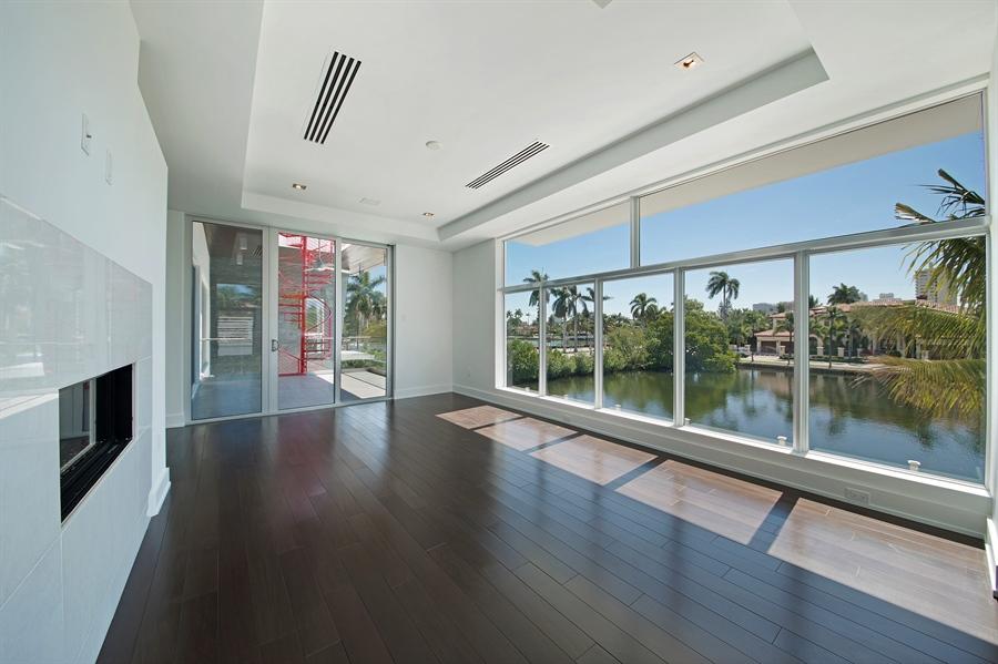 Real Estate Photography - 300 Royal Plaza Dr, Fort Lauderdale, FL, 33301 - Master Bedroom