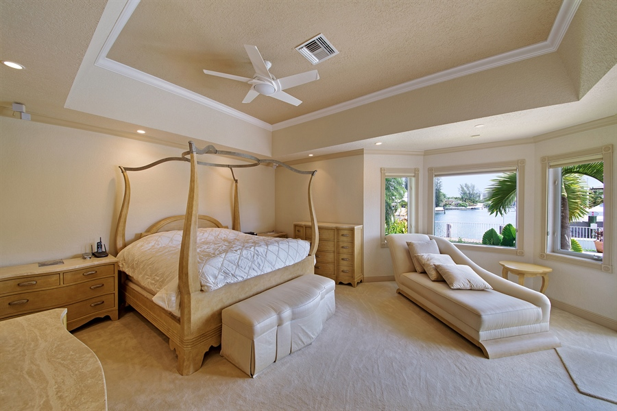 Real Estate Photography - 324 Holiday Dr, Hallandale, FL, 33009 - Master Bedroom