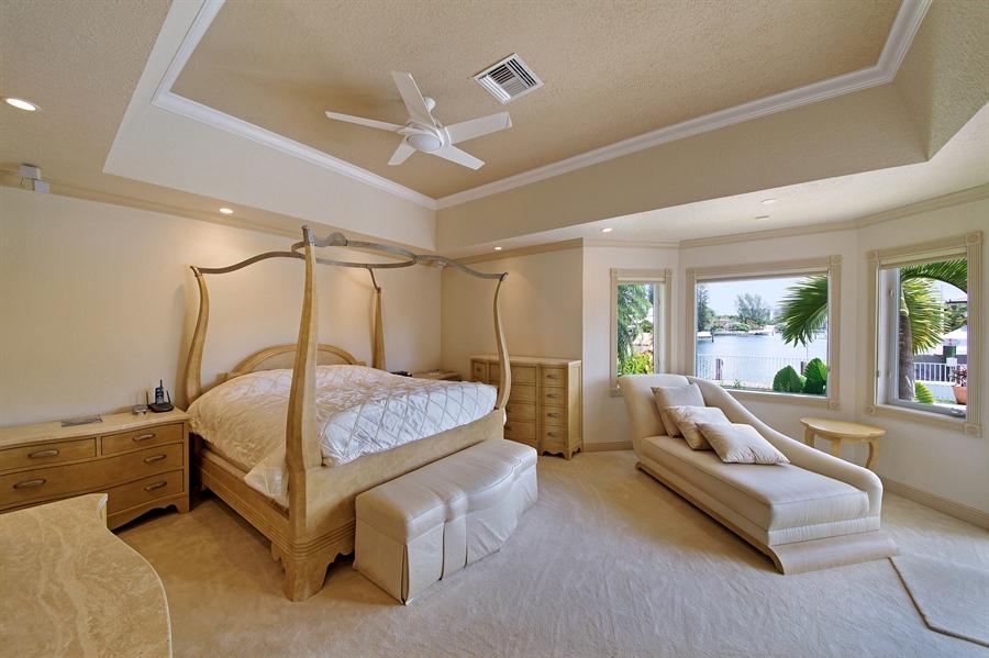 Real Estate Photography - 324 Holiday Dr, Hallandale, FL, 33009 - Master Bedroom