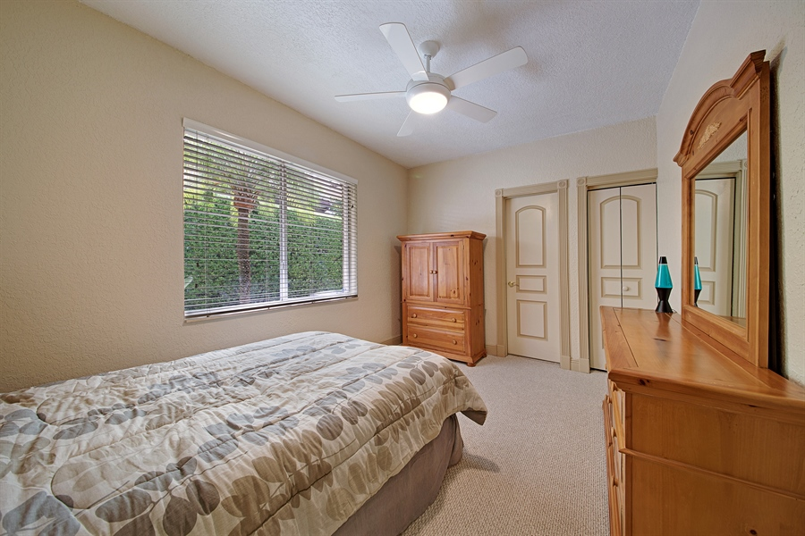 Real Estate Photography - 324 Holiday Dr, Hallandale, FL, 33009 - 2nd Bedroom