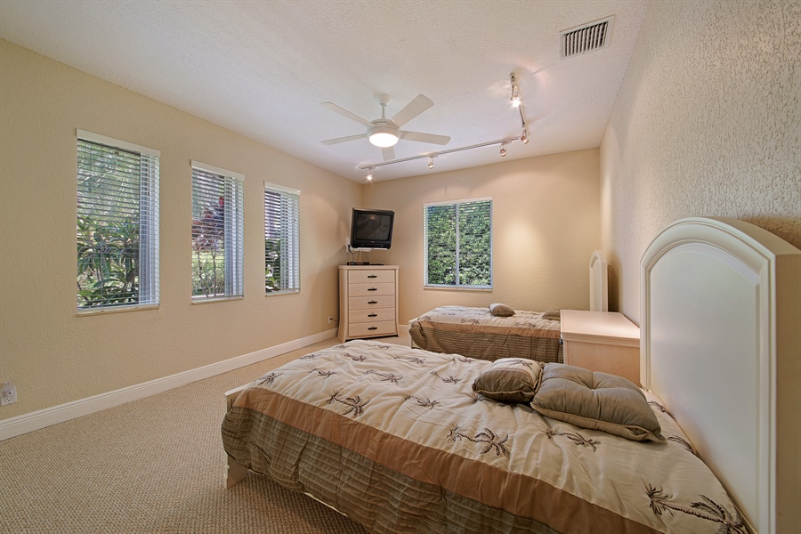 Real Estate Photography - 324 Holiday Dr, Hallandale, FL, 33009 - 3rd Bedroom