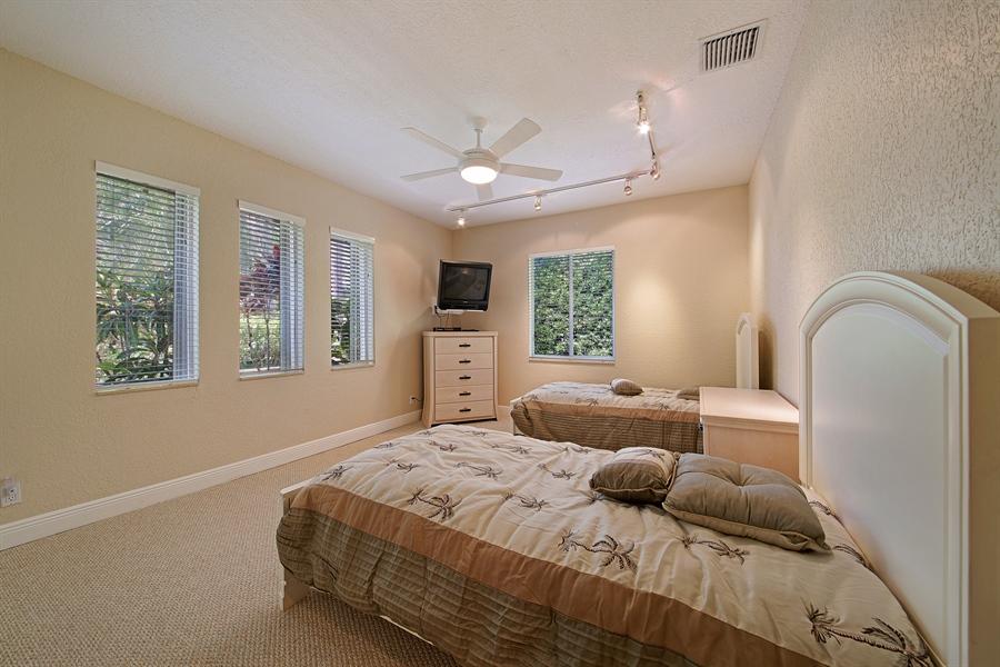 Real Estate Photography - 324 Holiday Dr, Hallandale, FL, 33009 - 3rd Bedroom