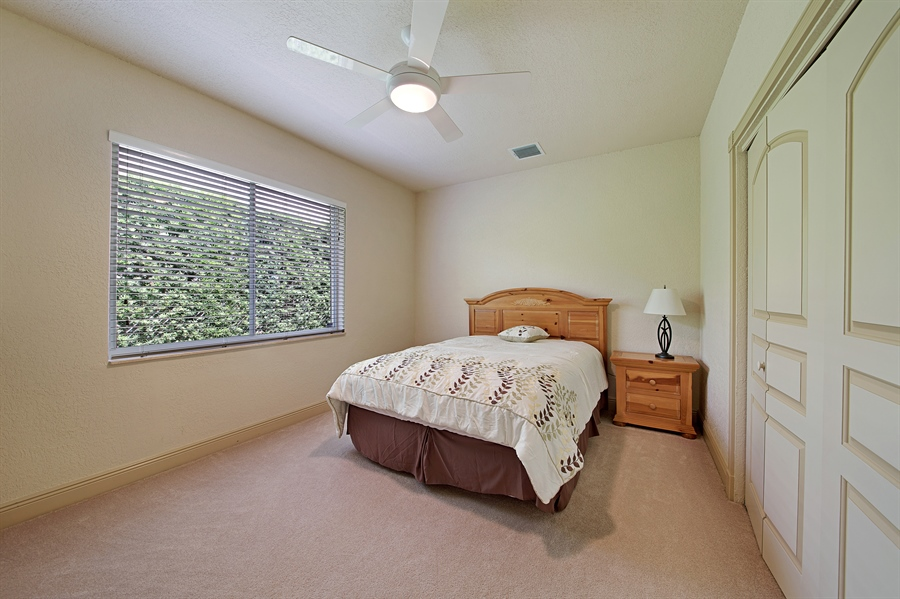 Real Estate Photography - 324 Holiday Dr, Hallandale, FL, 33009 - 4th Bedroom