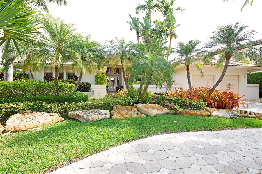 Real Estate Photography - 324 Holiday Dr, Hallandale, FL, 33009 - Front View