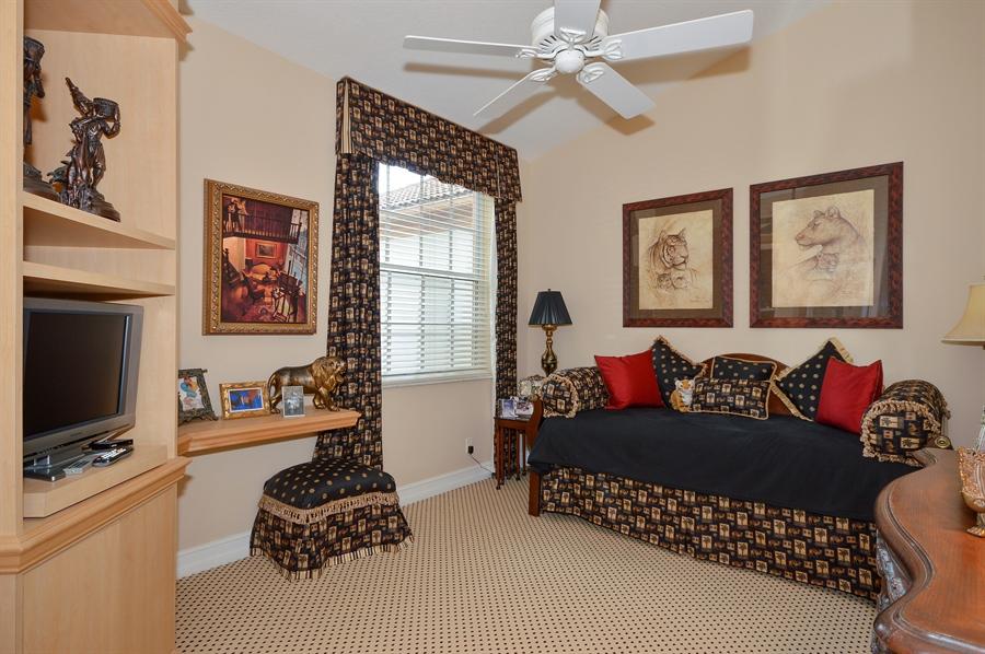 Real Estate Photography - 6190 Island Walk, Unit D, Boca Raton, FL, 33496 - 3rd Bedroom