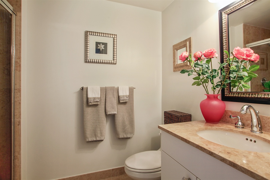 Real Estate Photography - 4779 Collins Ave  Unit 1201, Miami Beach, FL, 33140 - Bathroom