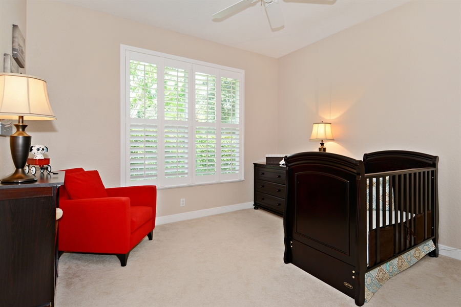 Real Estate Photography - 6565 NW 31st Ter, Boca Raton, FL, 33496 - 3rd Bedroom