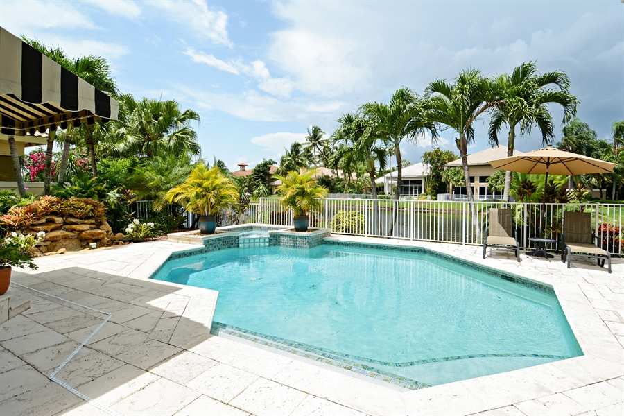 Real Estate Photography - 6565 NW 31st Ter, Boca Raton, FL, 33496 - Pool