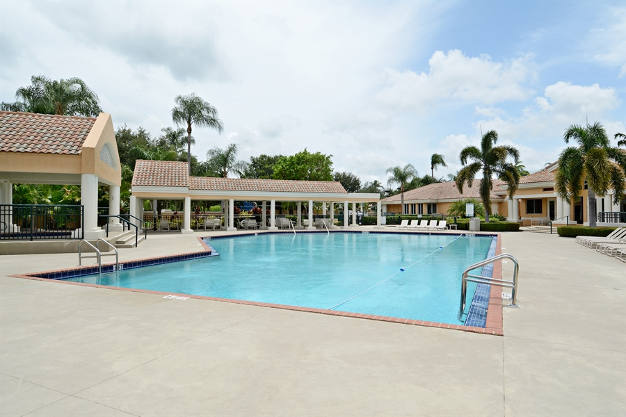 Real Estate Photography - 6565 NW 31st Ter, Boca Raton, FL, 33496 - Clubhouse