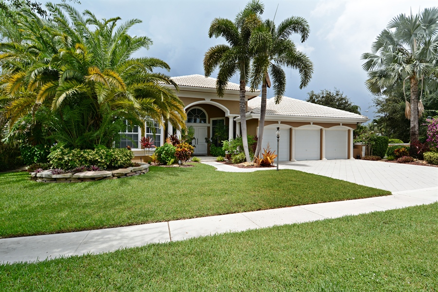 Real Estate Photography - 6565 NW 31st Ter, Boca Raton, FL, 33496 - Front View