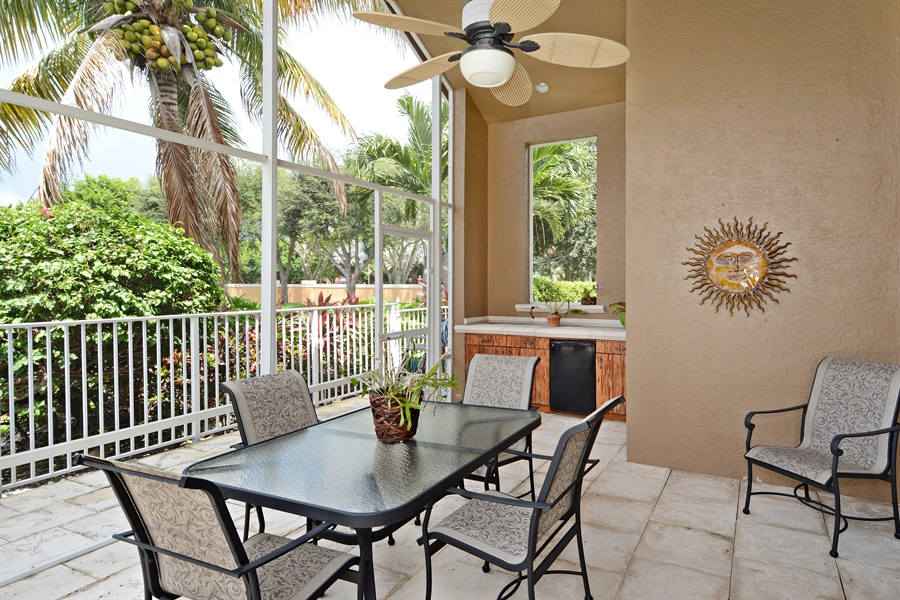 Real Estate Photography - 6565 NW 31st Ter, Boca Raton, FL, 33496 - Patio