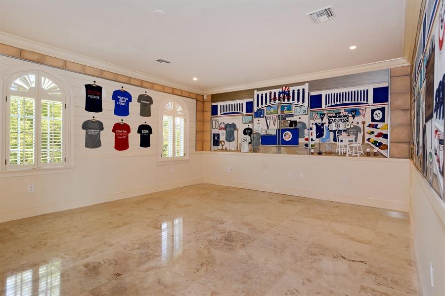 Real Estate Photography - 1645 E Lake Dr, Fort Lauderdale, FL, 33316 - Bedroom