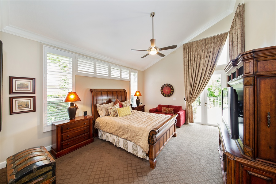 Real Estate Photography - 6062 NW 30th Way, Boca Raton, FL, 33496 - Master Bedroom
