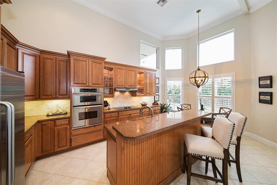 Real Estate Photography - 6062 NW 30th Way, Boca Raton, FL, 33496 - Kitchen