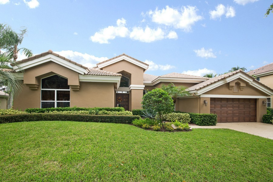 Real Estate Photography - 6062 NW 30th Way, Boca Raton, FL, 33496 - Front View