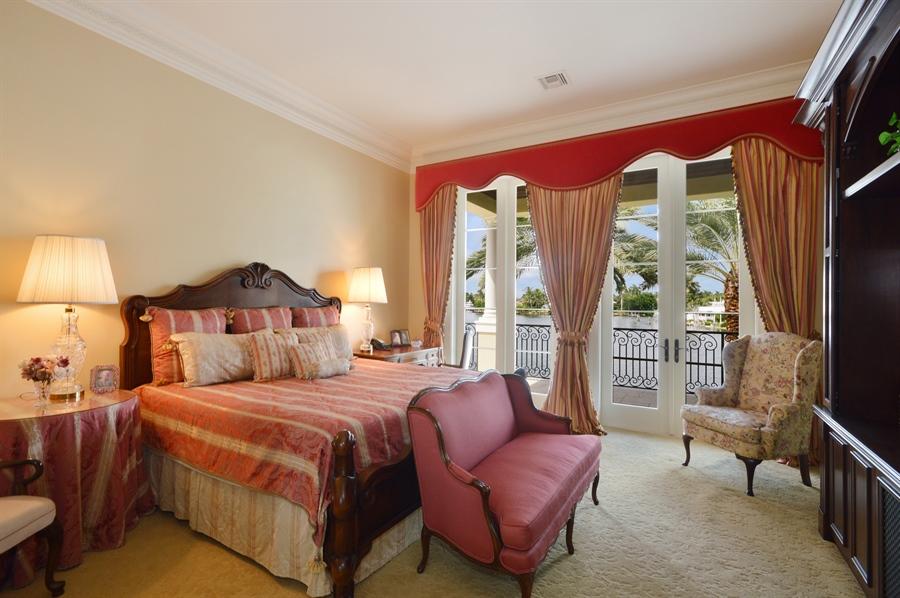 Real Estate Photography - 1301 E Lake Dr, Fort Lauderdale, FL, 33316 - 2nd Bedroom