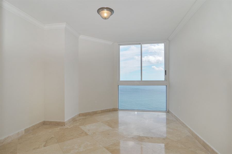 Real Estate Photography - 4775 Collins Ave, Unit 3103, Miami, FL, 33140 - 3rd Bedroom