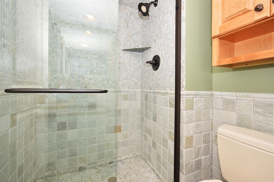 Real Estate Photography - 4511 S Ocean Blvd, Unit 601, Highland Beach, FL, 33487 - 2nd Bathroom