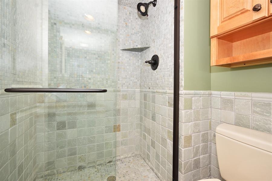 Real Estate Photography - 4511 S Ocean Blvd, Unit 601, Highland Beach, FL, 33487 - 2nd Bathroom