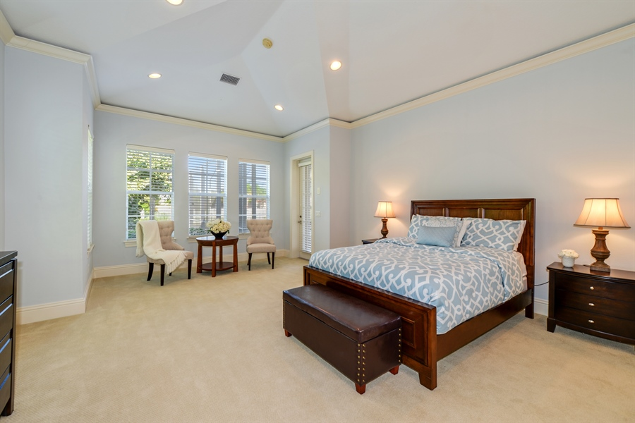 Real Estate Photography - 615 Balibay Rd, Apollo Beach, FL, 33572 - Master Bedroom