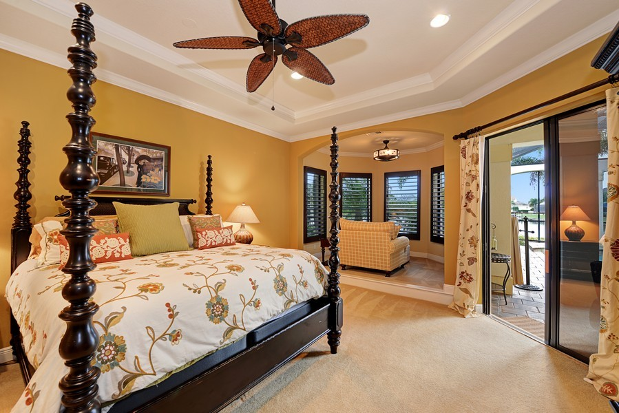 Real Estate Photography - 5417 Tybee Island Dr, Apollo Beach, FL, 33572 - Master Bedroom- First Floor