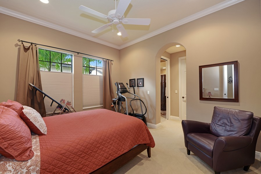 Real Estate Photography - 5417 Tybee Island Dr, Apollo Beach, FL, 33572 - Bedroom 2- First Floor