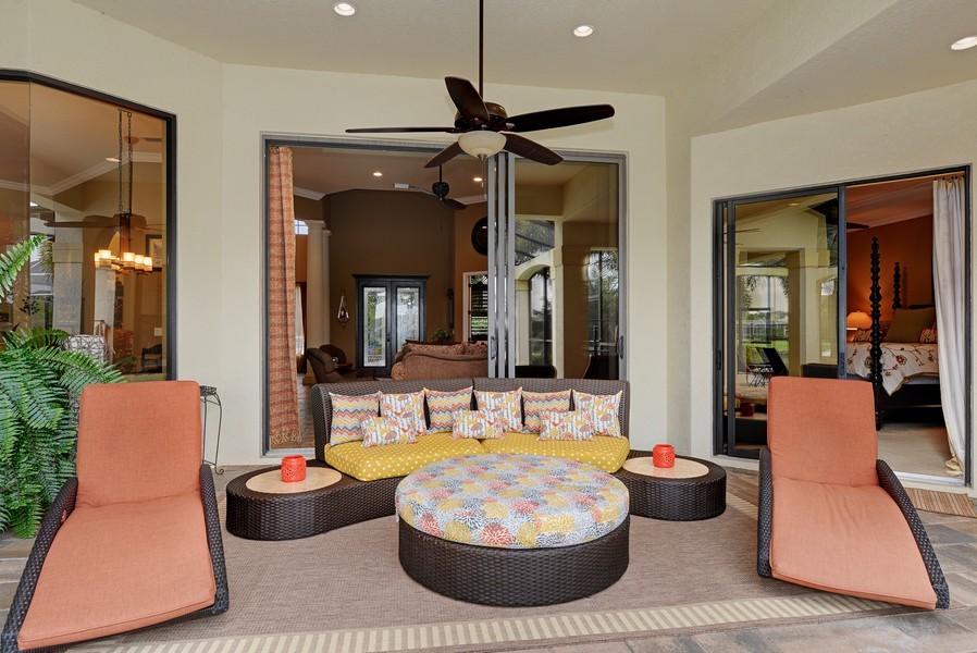 Real Estate Photography - 5417 Tybee Island Dr, Apollo Beach, FL, 33572 - Patio