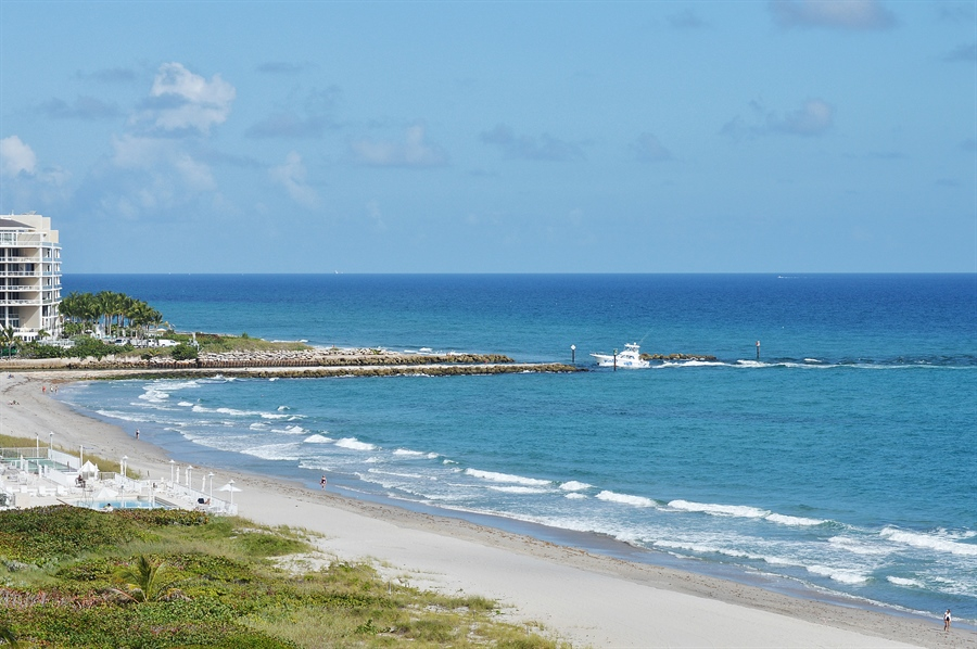 Real Estate Photography - 1500 S Ocean Blvd, Unit S706, Boca Raton, FL, 33432 - View