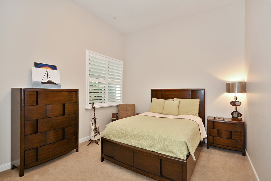 Real Estate Photography - 7061 Mallorca Crescent, Boca Raton, FL, 33433 - 2nd Bedroom