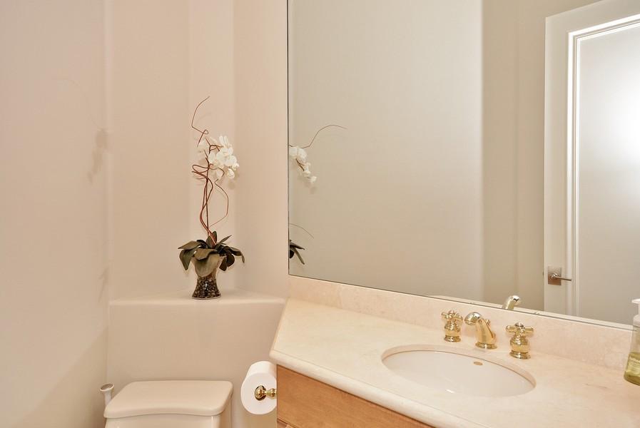 Real Estate Photography - 7061 Mallorca Crescent, Boca Raton, FL, 33433 - Half Bath