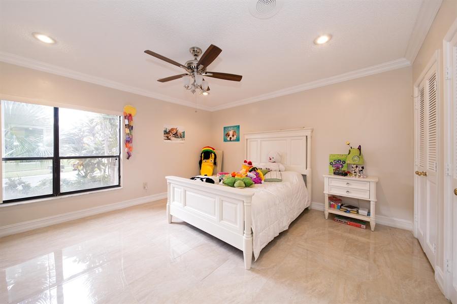 Real Estate Photography - 22640 W Esplanada Circle W, Boca Raton, FL, 33433 - 3rd Bedroom