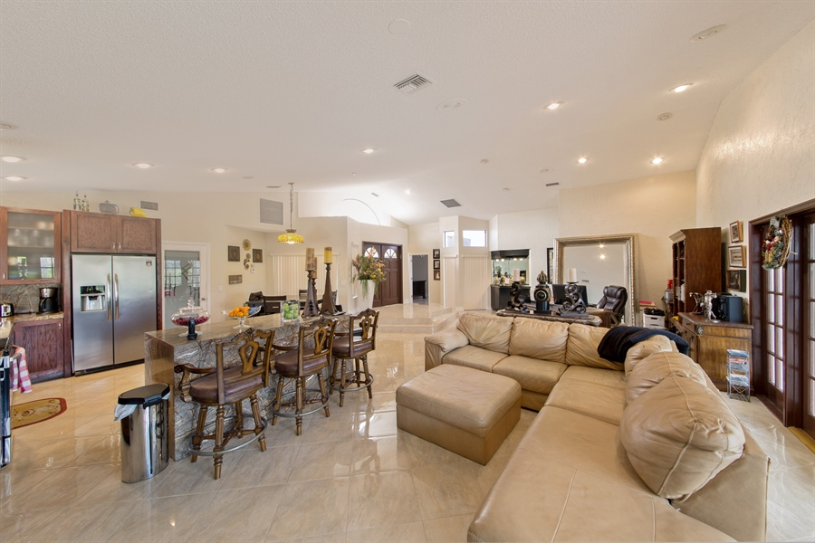 Real Estate Photography - 22640 W Esplanada Circle W, Boca Raton, FL, 33433 - Great Room