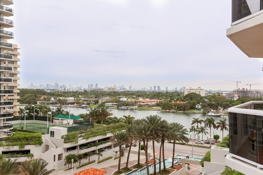 Real Estate Photography - 4779 Collins Ave, 903, Miami Beach, FL, 33140 - City View