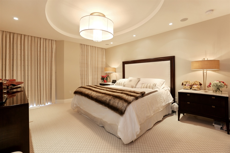 Real Estate Photography - 4779 Collins Ave, 903, Miami Beach, FL, 33140 - Master Bedroom