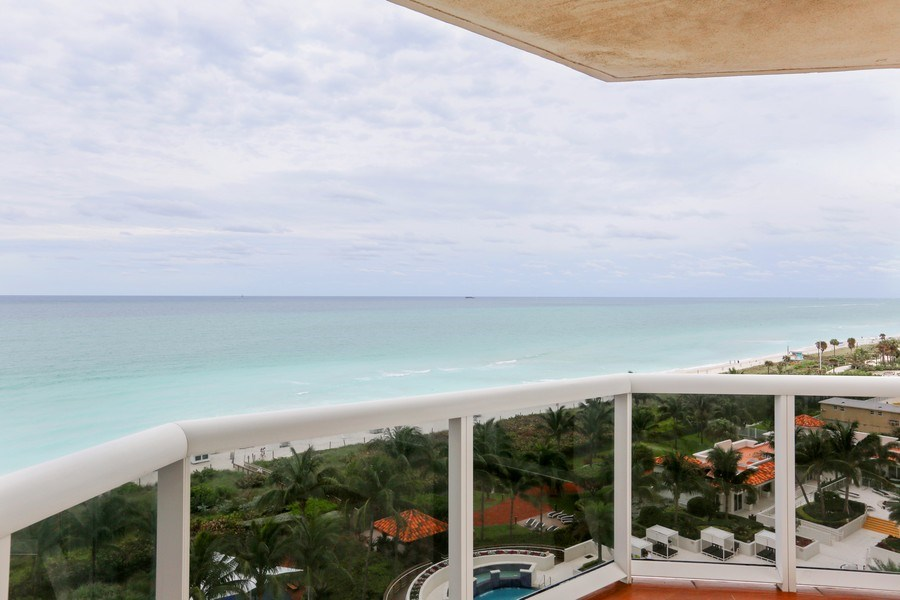 Real Estate Photography - 4779 Collins Ave, 903, Miami Beach, FL, 33140 - Ocean View