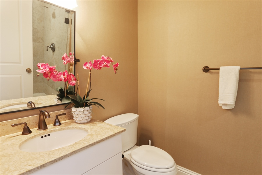Real Estate Photography - 4779 Collins Ave, 903, Miami Beach, FL, 33140 - Bathroom