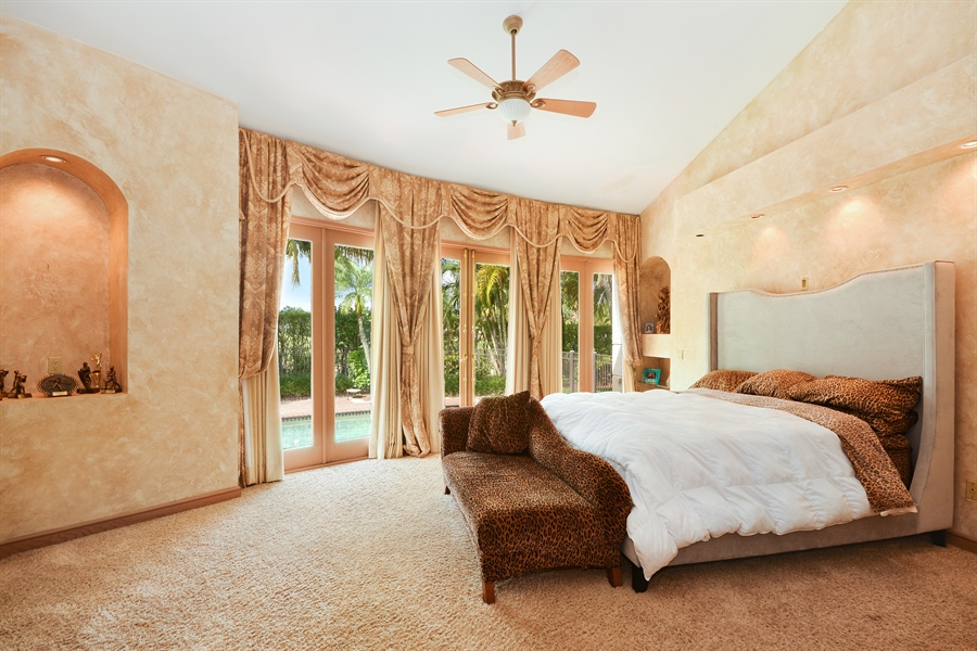 Real Estate Photography - 21133 Ormond Ct, Boca Raton, FL, 33433 - Master Bedroom