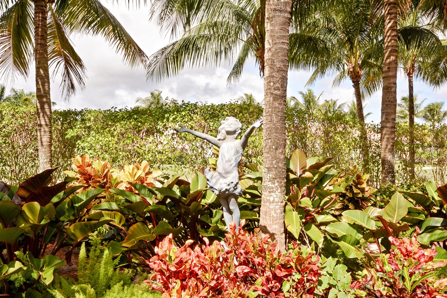 Real Estate Photography - 21133 Ormond Ct, Boca Raton, FL, 33433 - Garden