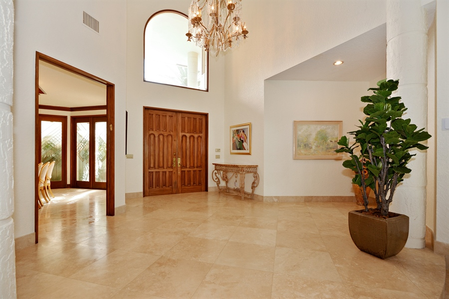 Real Estate Photography - 21133 Ormond Ct, Boca Raton, FL, 33433 - Foyer
