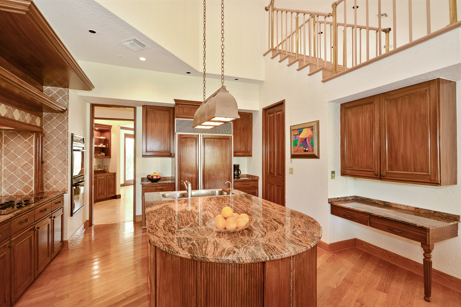 Real Estate Photography - 21133 Ormond Ct, Boca Raton, FL, 33433 - Kitchen