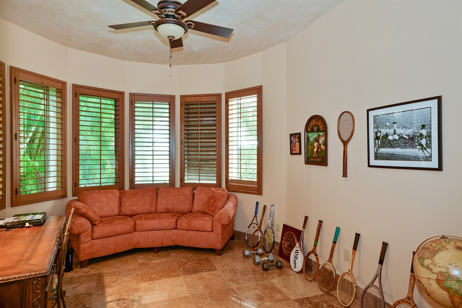 Real Estate Photography - 21133 Ormond Ct, Boca Raton, FL, 33433 - Office