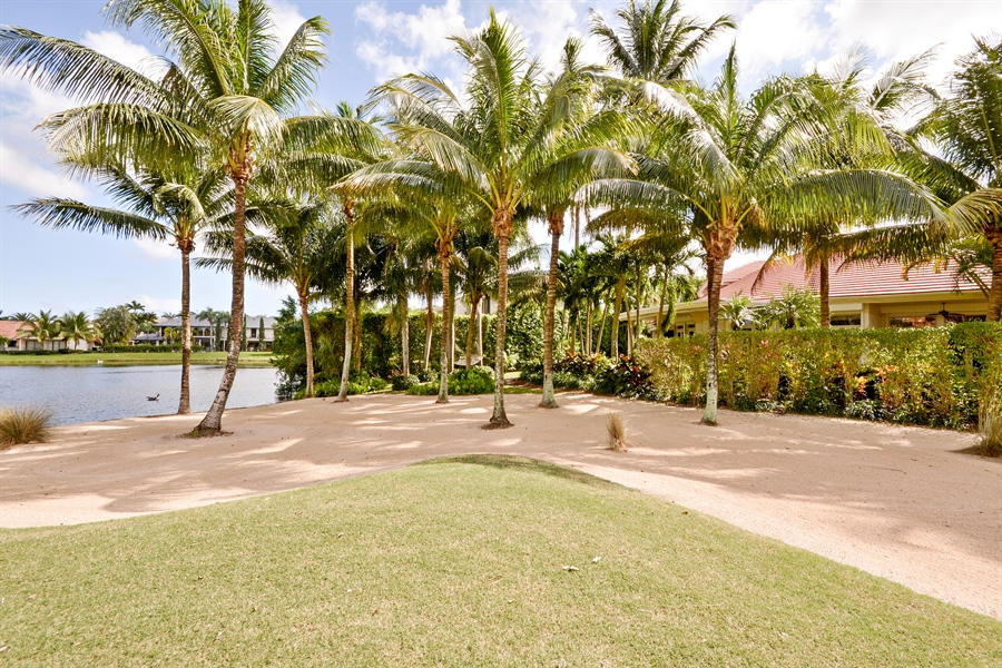 Real Estate Photography - 21133 Ormond Ct, Boca Raton, FL, 33433 - Rear View