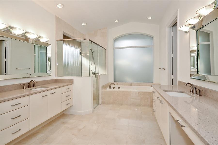 Real Estate Photography - 3024 NW 63rd St, Boca Raton, FL, 33496 - Master Bathroom