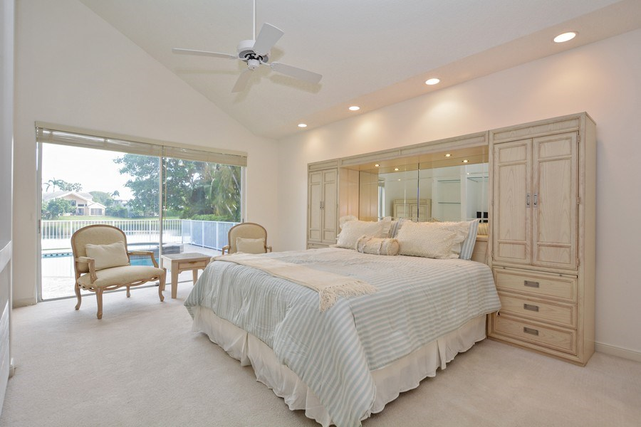 Real Estate Photography - 3024 NW 63rd St, Boca Raton, FL, 33496 - Master Bedroom