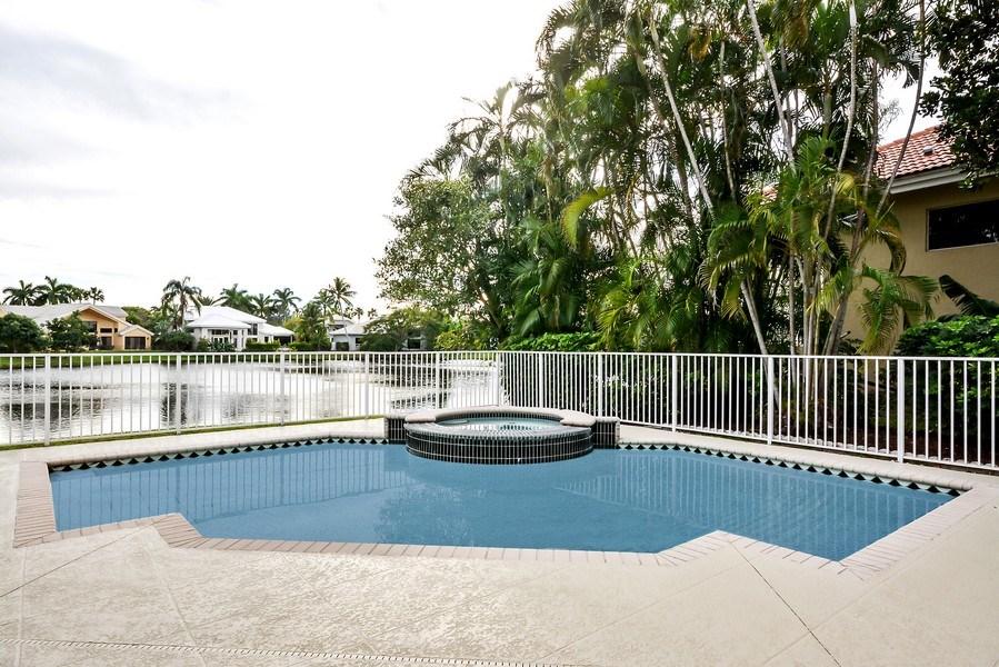 Real Estate Photography - 3024 NW 63rd St, Boca Raton, FL, 33496 - Pool