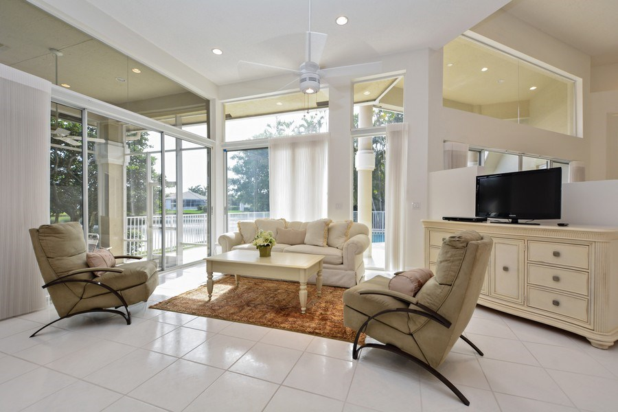 Real Estate Photography - 3024 NW 63rd St, Boca Raton, FL, 33496 - Family Room