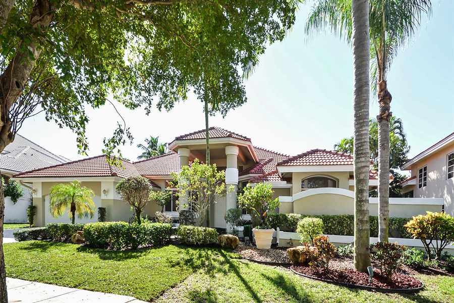 Real Estate Photography - 3024 NW 63rd St, Boca Raton, FL, 33496 - Front View