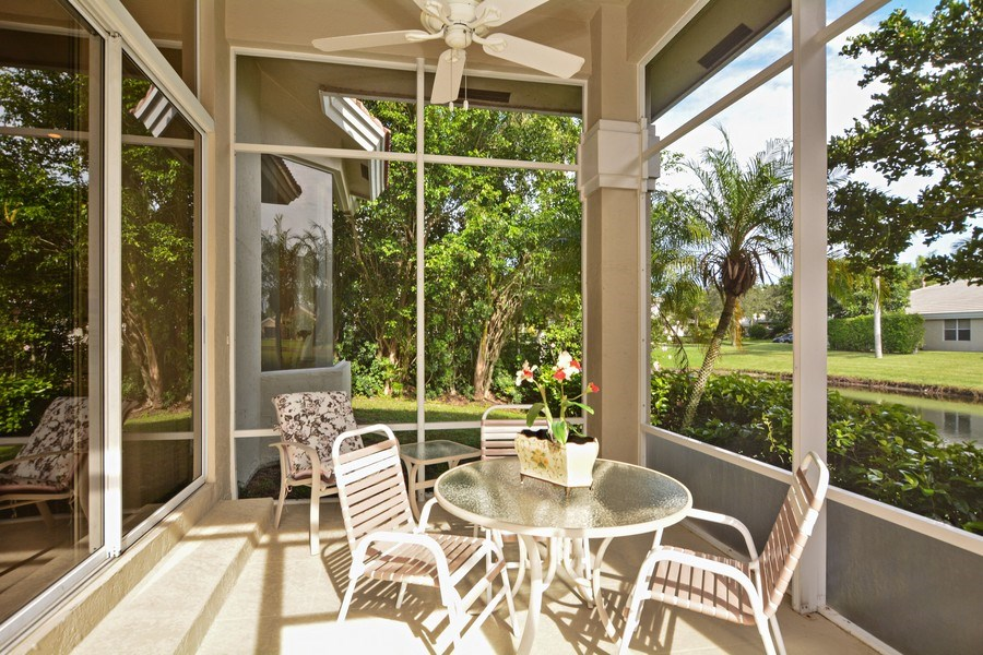 Real Estate Photography - 3024 NW 63rd St, Boca Raton, FL, 33496 - Patio
