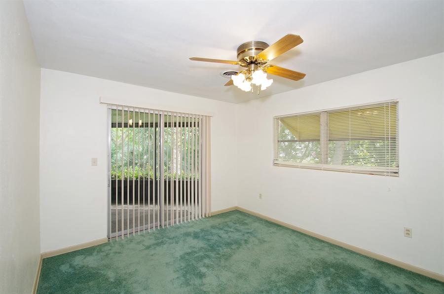 Real Estate Photography - 802 Hampton Way, Merritt Is, FL, 32953 - Master Bedroom